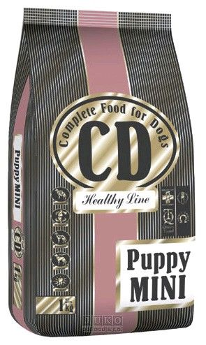 Delikan CD Dog Puppy Mini 1 kg