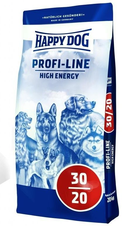Happy Dog Profi-Line Krokette 30/20 High Energy 20kg + DOPRAVA ZDARMA