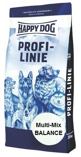 Happy Dog Profi-Line Multi-Mix Balance 20kg + DOPRAVA ZDARMA