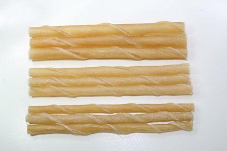 Přírodní toč tyč. 4-6mm 12,5cm 1ks