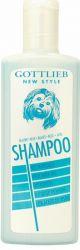Zobrazit detail - Gottlieb Blue šampon vybělující 300ml pes