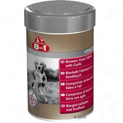 Kvasnice pivovarské pro psy 8in1 260 tbl 8 in 1 Pet Products GmbH