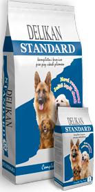 Delikan Standard Dog 15 kg