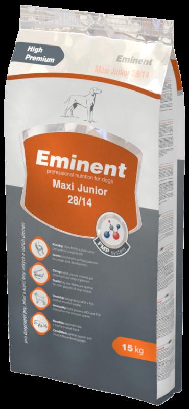 Eminent Junior Maxi 15kg + 2kg zdarma