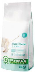Zobrazit detail - Natures Protection Puppy Starter 2kg  + 500g ZDARMA
