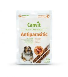Zobrazit detail - Canvit Snacks Anti-Parasitic 200g
