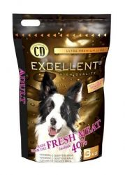 Delikan CD Excellent Dog Chicken 3 kg - expirace 1/2016