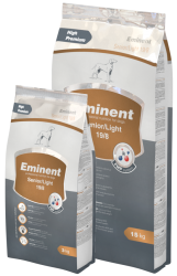 Eminent Dog Senior Light 15 kg + 3kg zdarma
