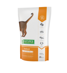 Nature's Protection Cat Indoor 400 g