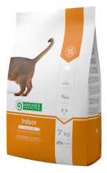 Nature's Protection Cat Indoor 7 kg + DOPRAVA ZDARMA