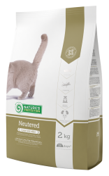 Nature's Protection Cat Neutered 2 kg