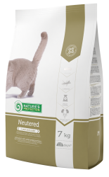 Nature's Protection Cat Neutered 7 kg + DOPRAVA ZDARMA