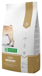 Nature's Protection Dog Light 12 kg + DOPRAVA ZDARMA