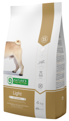 Nature's Protection Dog Light 4kg + DOPRAVA ZDARMA