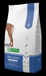 Zobrazit detail - Natures Protection Dog Maxi Junior 4kg + DOPRAVA ZDARMA