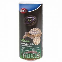 Přírodní mix krmiva pro suchozemské želvy 100g/250ml TRIXIE