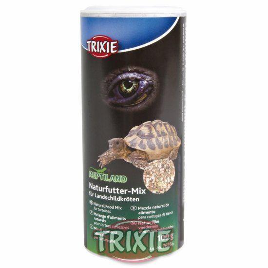 Trixie Přírodní mix krmiva pro suchozemské želvy 100g/250ml TRIXIE