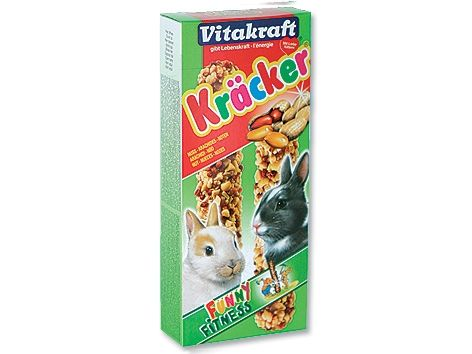 Vitakraft Rodent Rabbit poch. Kräcker Nut Cello 2ks