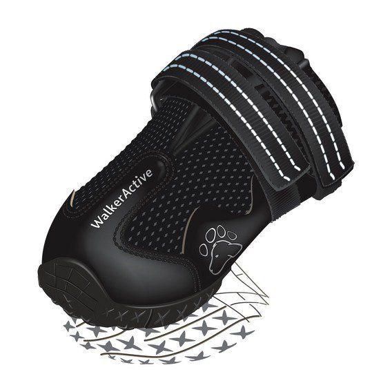 Trixie Ochranné boty WALKER ACTIVE M 2 ks (border kólie) TRIXIE