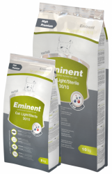 Zobrazit detail - Eminent Cat Light Sterile 2 kg