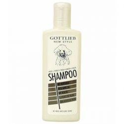 Zobrazit detail - Gottlieb Pudl šampon s nork. olejem Bílý 300ml