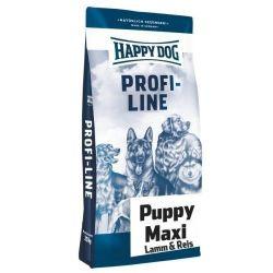 Happy dog Puppy Maxi Lamm & Reis 20kg + DOPRAVA ZDARMA + DÁREK
