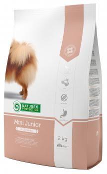 Nature's Protection Dog Mini Junior 2kg