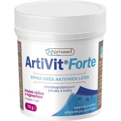 VITAR Veterinae s.r.o. Nomaad Artvit Forte prášek 70g