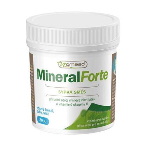 VITAR Veterinae s.r.o. Nomaad Mineral Forte 80g
