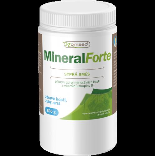 VITAR Veterinae s.r.o. Nomaad Mineral Forte 800g