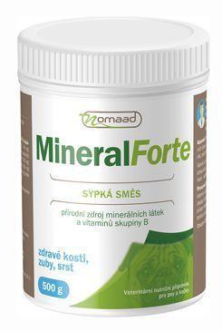 VITAR Veterinae s.r.o. Nomaad Mineral Forte 500g