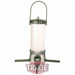 Zahradní závěsné automatické krmítko 4 otvory 450ml/23cm TRIXIE