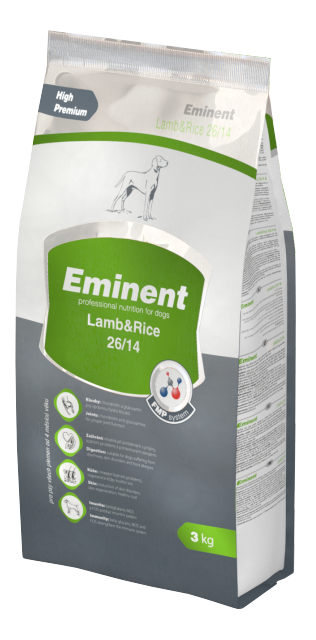 Eminent Adult Lamb and Rice 3kg