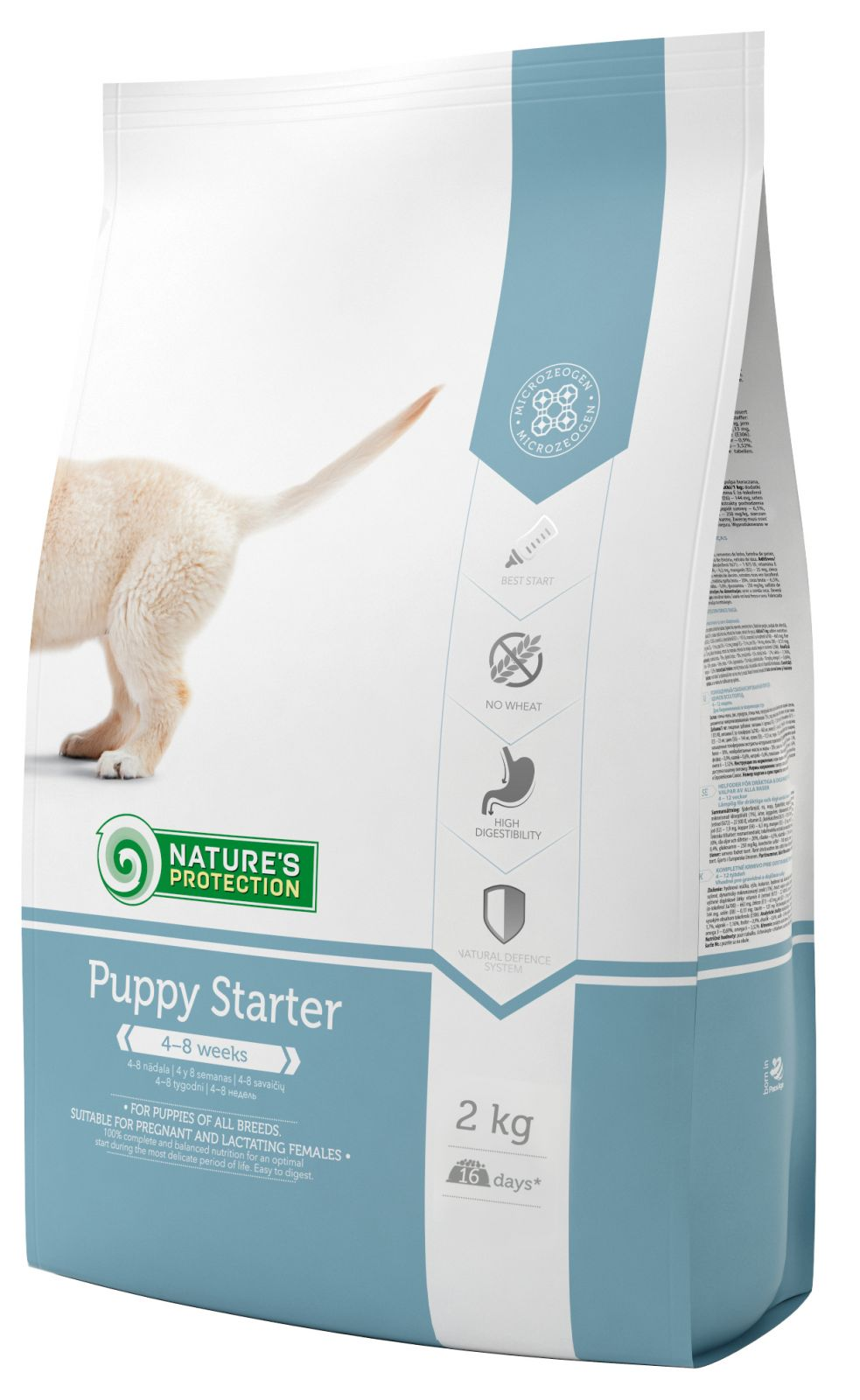 Nature's Protection Dog Puppy Starter 2kg