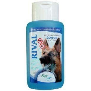 BEA natur, s.r.o. Šampon Bea Rival antiparazitární pes 220ml