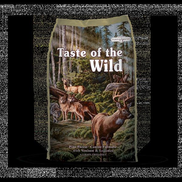 Taste of the Wild Pine Forest 13kg + DOPRAVA ZDARMA