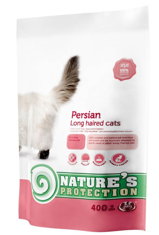 Nature's Protection Cat Persian 400g