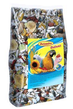 Avicentra velký papoušek deluxe 20kg