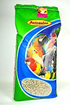 Avicentra Speciál malý papoušek 25kg