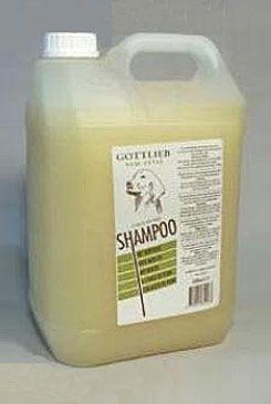 Gottlieb šampon s nork. olejem Bylinkový 5l pes