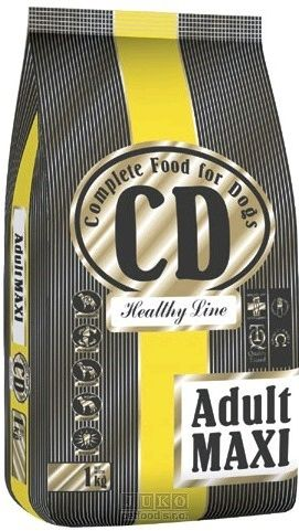 Delikan CD Dog Adult Maxi 1kg