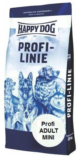Happy Dog Profi-Line Adult Mini 18kg + DOPRAVA ZDARMA