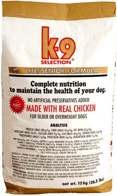 K-9 Selection Lite 1kg