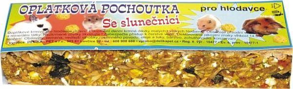 Delika-Pet pochoutka musli se slunečnicí
