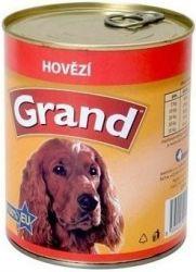 GRAND konz. pes hovězí 1300 g