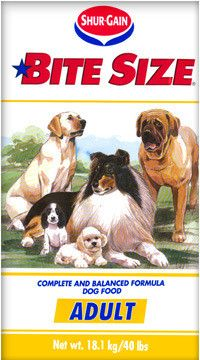 Shurgain Dog Bite Size Adult 15 kg
