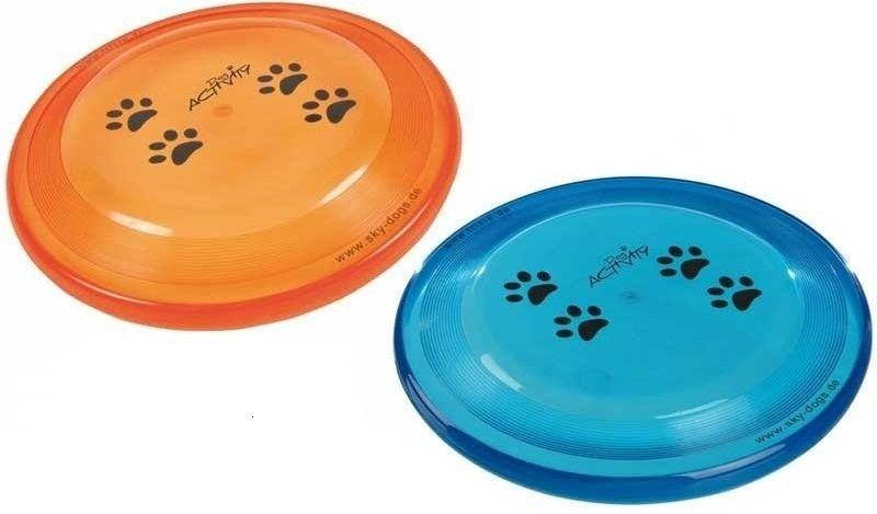 Dog Activity plastový létající talíř/disk 23 cm TRIXIE
