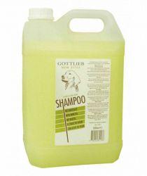 Gottlieb šampon s makadamovým olejem Vaječný 5l
