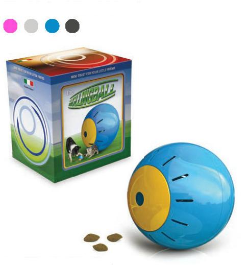 Hračka pro psy koule na granule THE ROLLING BALL SIERA - Plast