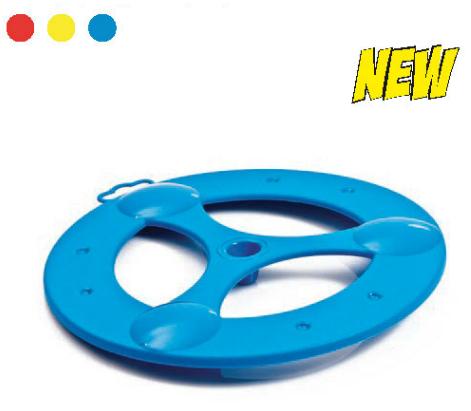 Hračka pro psy FRISBEE TORNADO průměr 23 cm SIERA - Plast